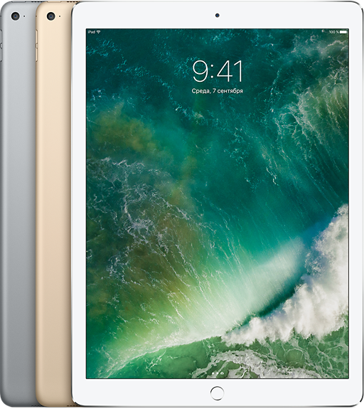 Apple iPad Pro 12,9 LTE+Wi-Fi 128Gb