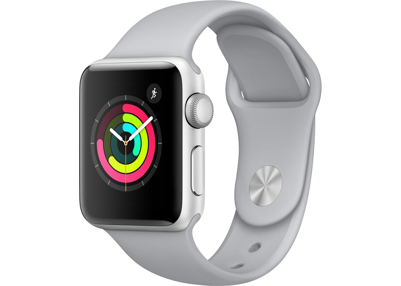 Apple Watch 3 38mm Silver/Fog